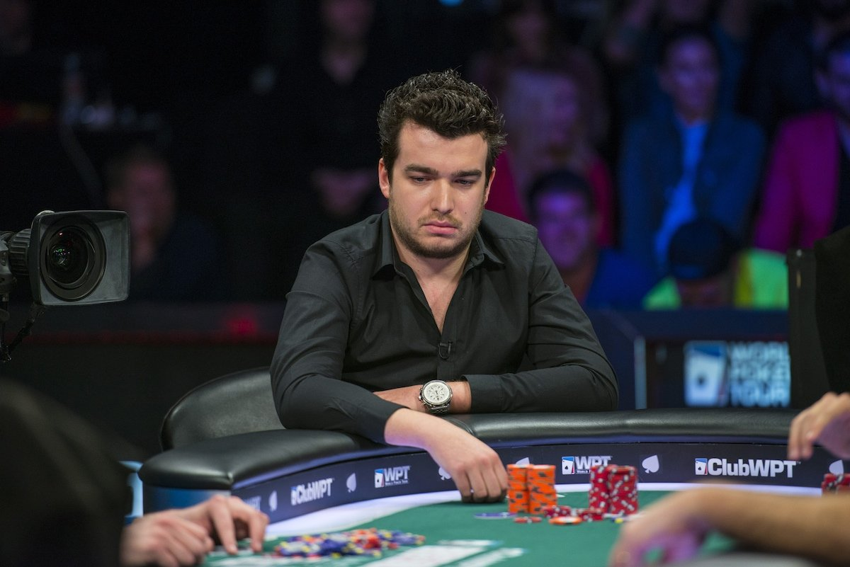 Chris Moorman signs deal with 888, Team Pokerstars shrinking