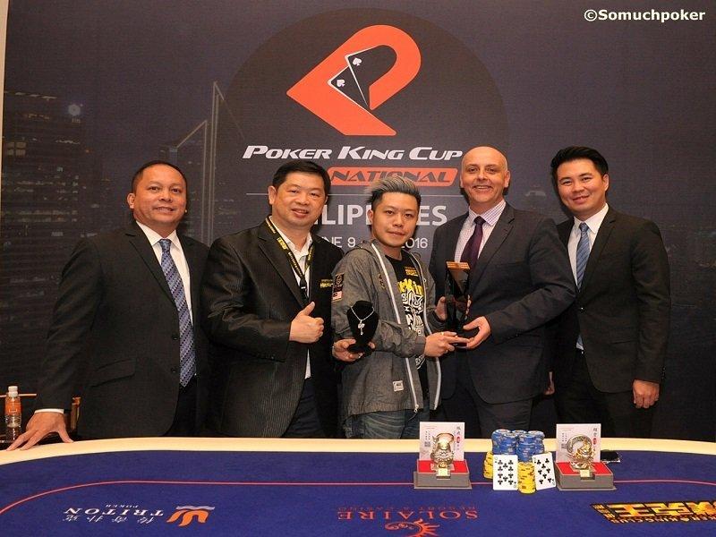 Team PKC's Jason Wai Tung Lo captures the PKC Main Event title