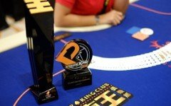 Poker King Cup Trophy 240x150