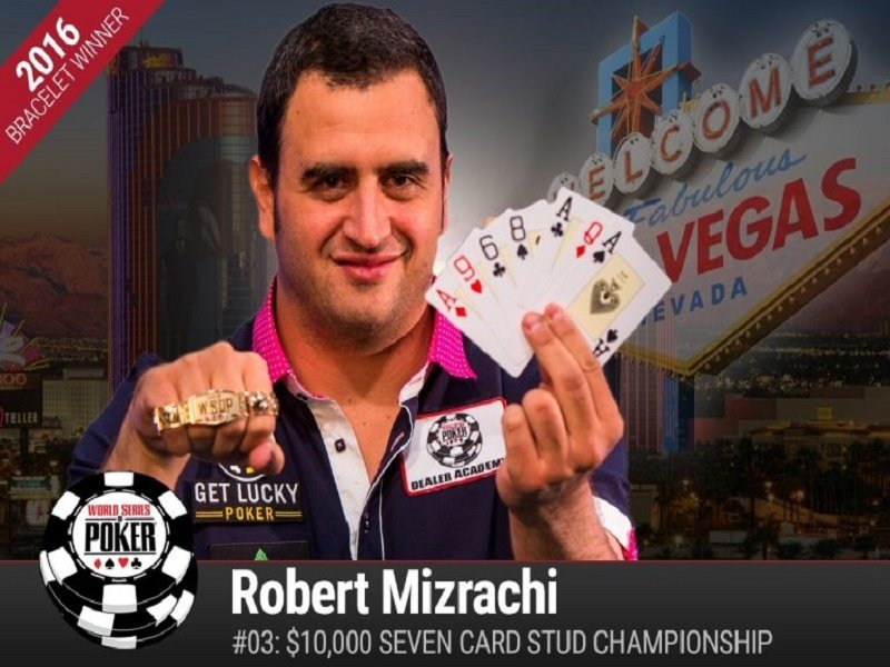 WSOP 2016: Robert Mizrachi claims fourth bracelet, Collossus attracts less than expected