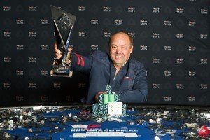 Slovakia's Jan Bendik wins EPT Monte Carlo Main Event