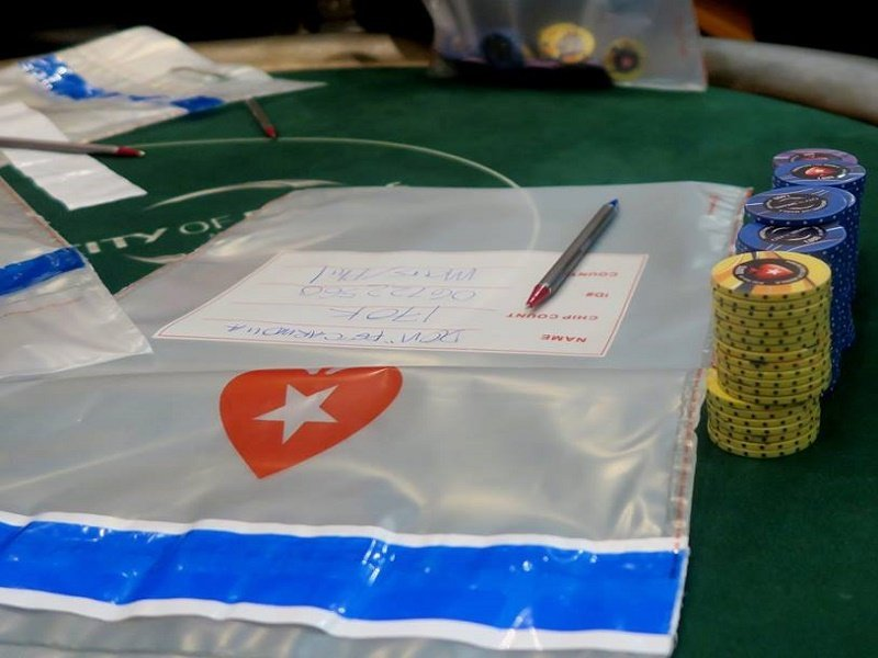 PokerStars Live Manila ₱2M GTD Main Event Day 2 Chip Count