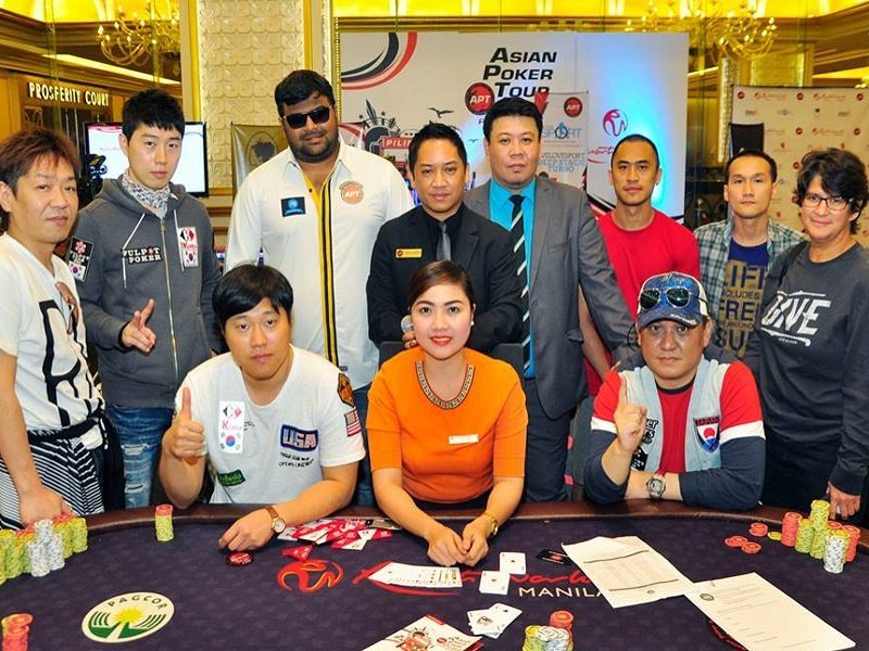 Meet the Final 8 of the APT Philippines II Main Event