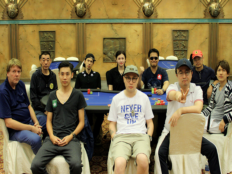 Macau: Gary Yue wins the first edition of the Summer Showdown