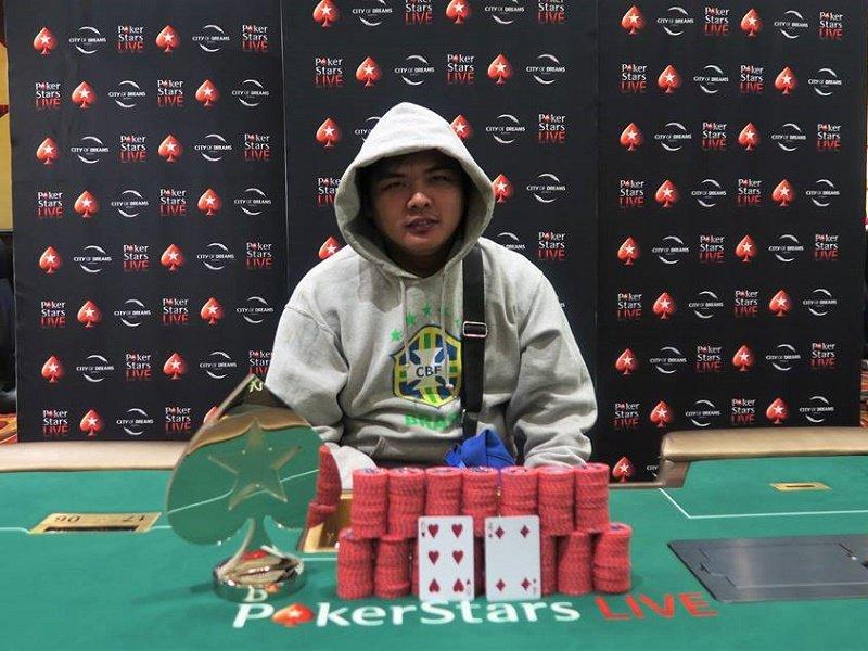 Pokerstars Live Manila P2M GTD Main Event: Mark Ian Hebron Takes Victory