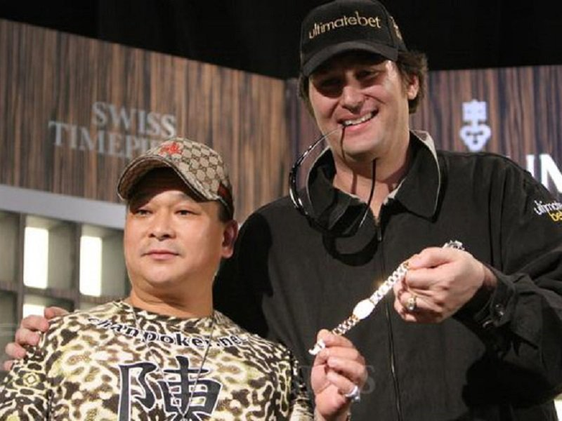 The day that Phil Hellmuth ended Johnny Chan's Main Event reign