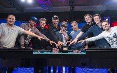 2016 WSOP November Nine