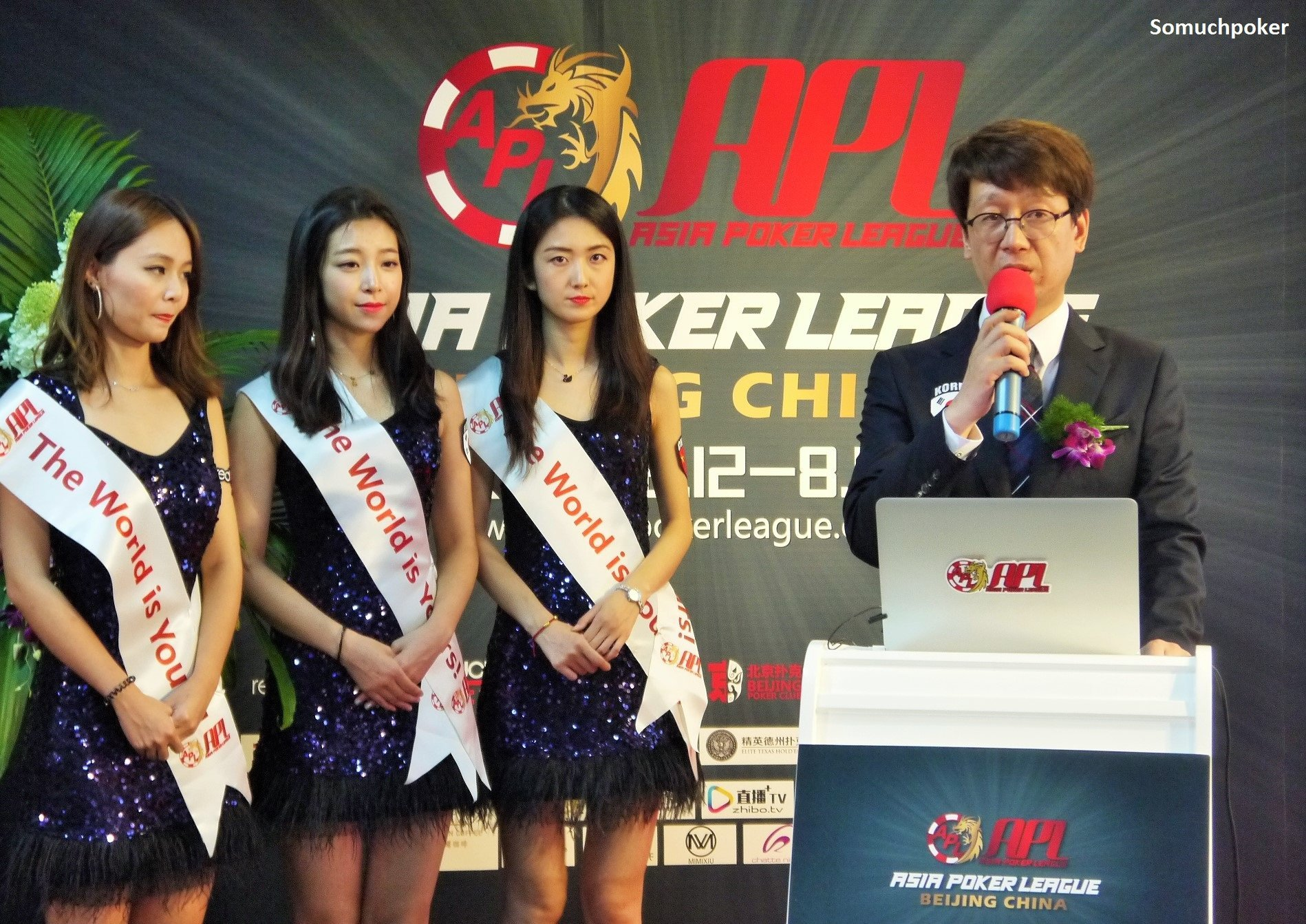 Asia Poker League Makes Debut in Beijing – China