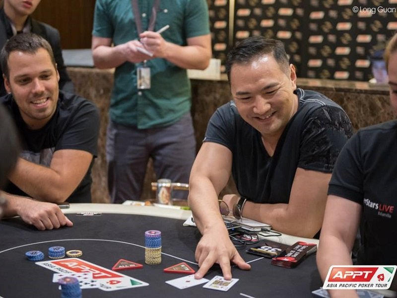 APPT10 Manila Main Event – Day 3 Draw