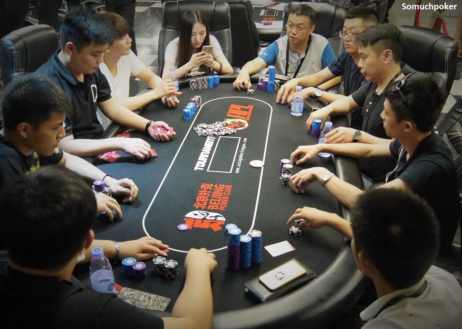 APL Latest: Main Event Attracts 465 Entries