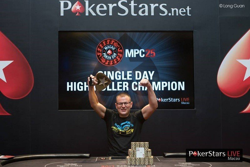 Vladimir Dobrolskii (Photo Pokerstars)