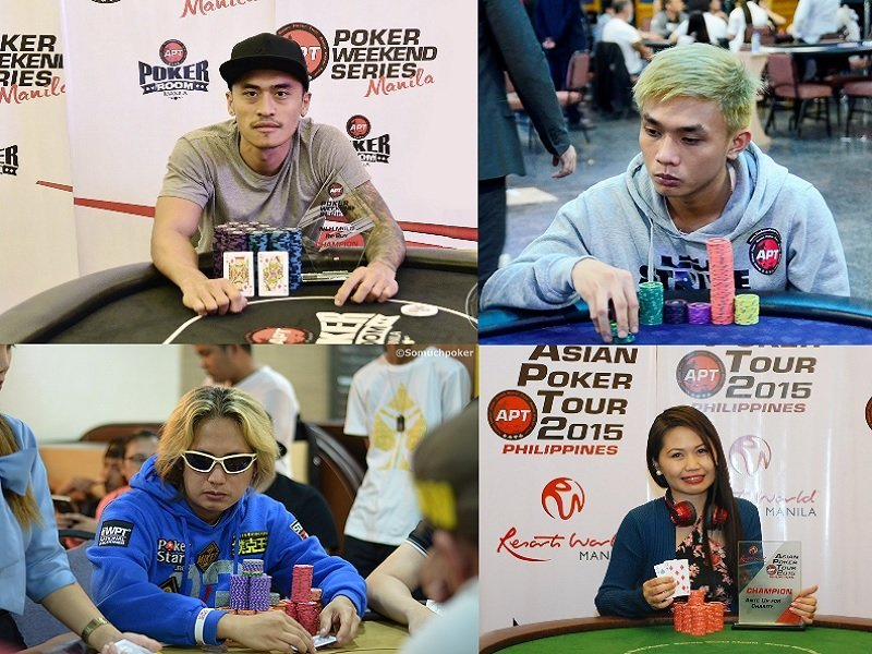 The Young Guns of the Philippines