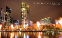Crown Australia Poker 240x150