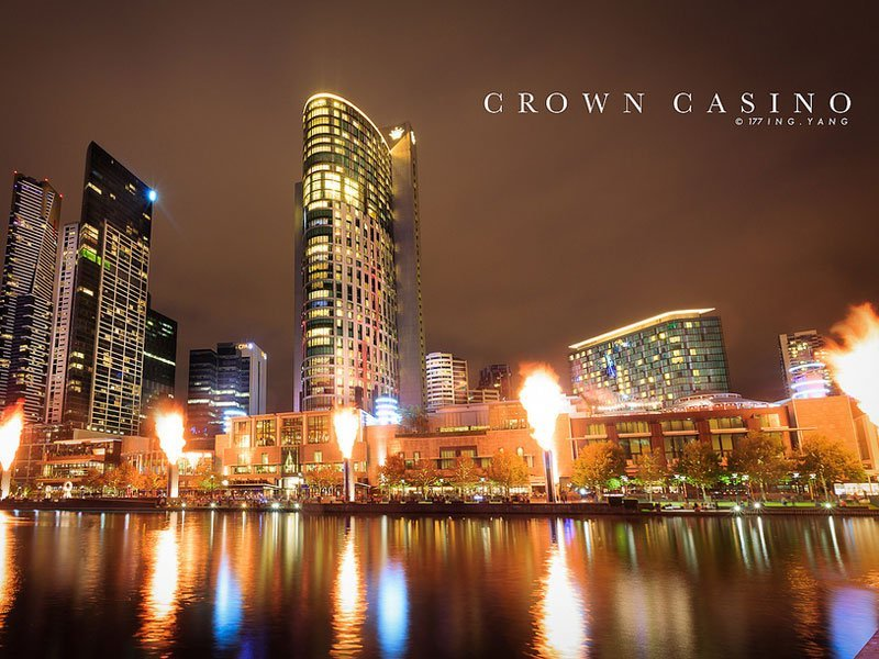 Crown Melbourne Poker Tournaments