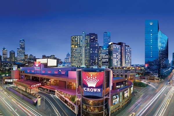 Crown Melbourne Poker