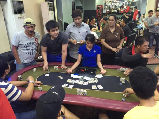 masters poker room