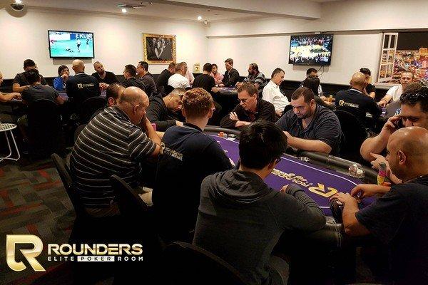 rounders elite poker