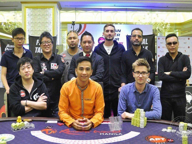 Introducing the Final 8 of the APT Philippines III 2016 Main Event