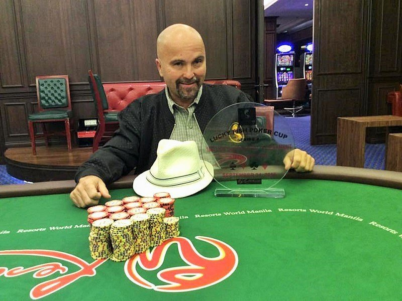 Slovenian pro Casey Kastle wins the Lucky Fish grand opening event
