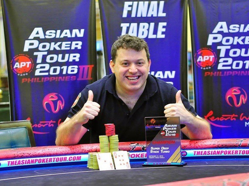 Big winners at the APT Philippines III 2016