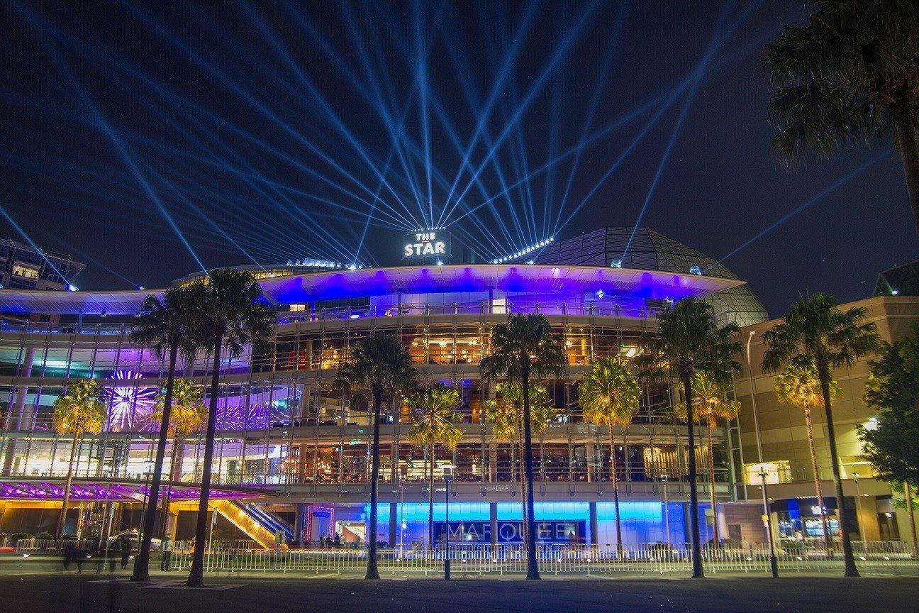 The Star Casino Vivid Sydney 2015