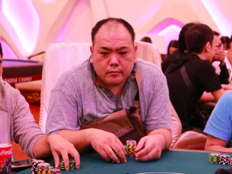 WPT National Korea: 19 players left in the Main Event