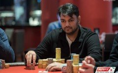 Ashish Gupta (Photo Long Guan, Courtesy of PokerStars)