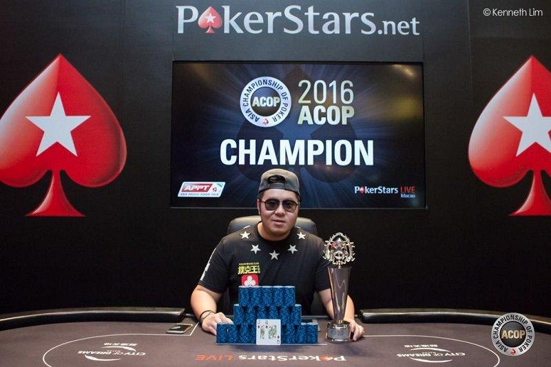 Danny Tang (Photo Pokerstars)