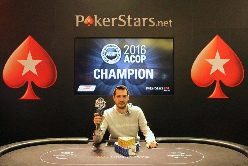 Dimitar Danchev (Photo Pokerstars)