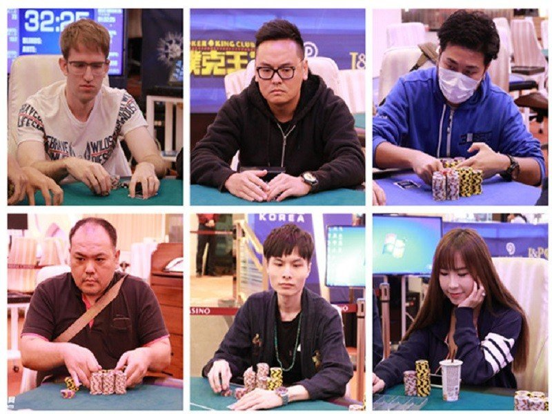 WPT Korea Main Event: Final Table is Set!
