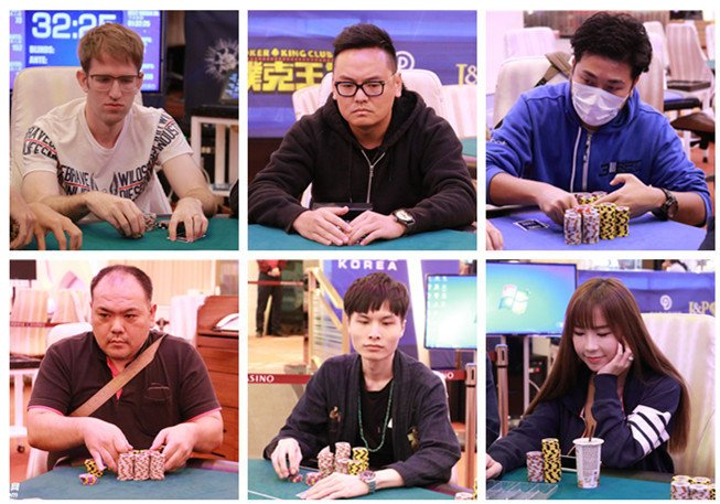 Final Table (Photo PKC)