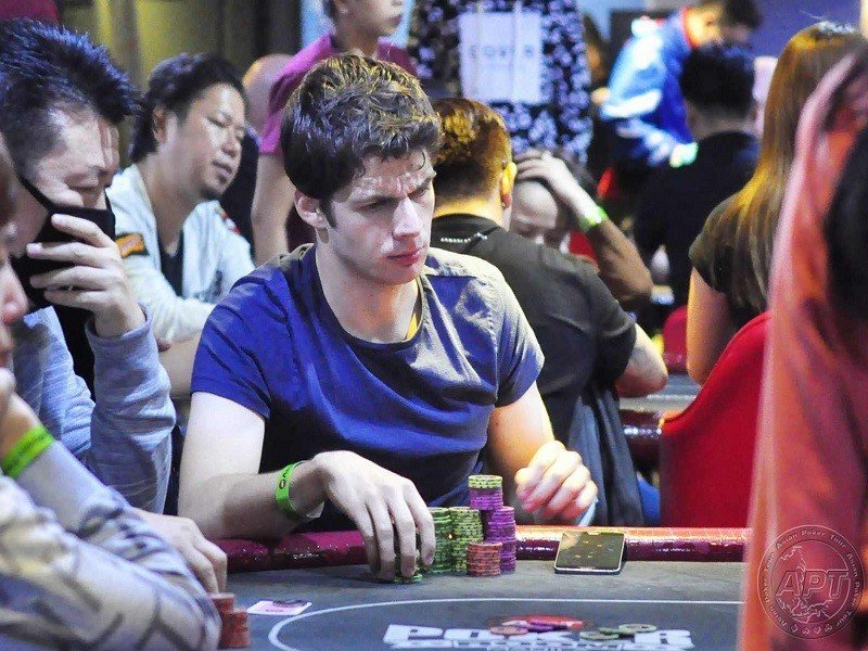 A look at the Final 8 players of the APT Manila 2016 Main Event