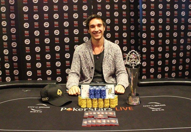 Gerald Karlic (Photo Pokerstars)