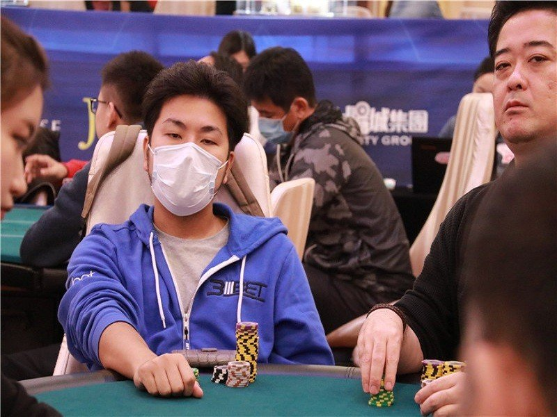 WPT Korea Main Event Day 1A,1B and 1C Recap