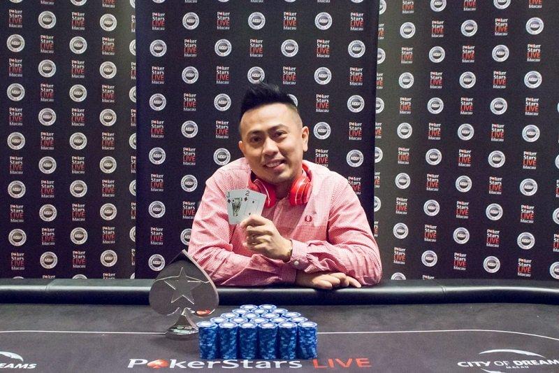 Kin Ming Li (Photo Pokerstars)