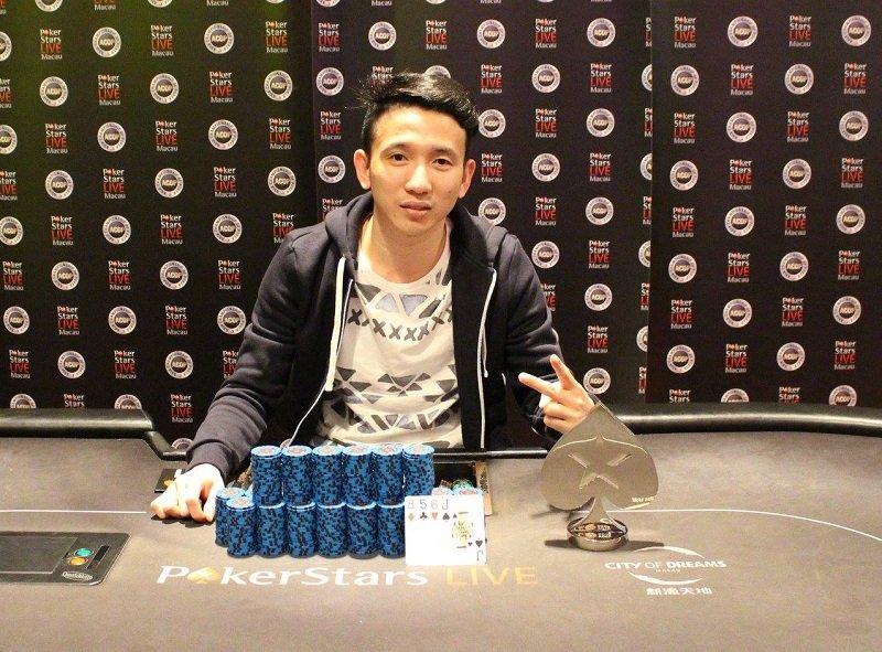 Mike Takayama (Photo Pokerstars)