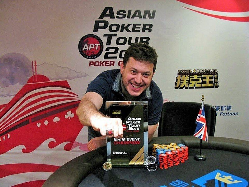 APT Poker Cruise: Sam Razavi wins the Main Event, Team PKC claims two side events