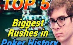 Top 5 Biggest Rush 240x150