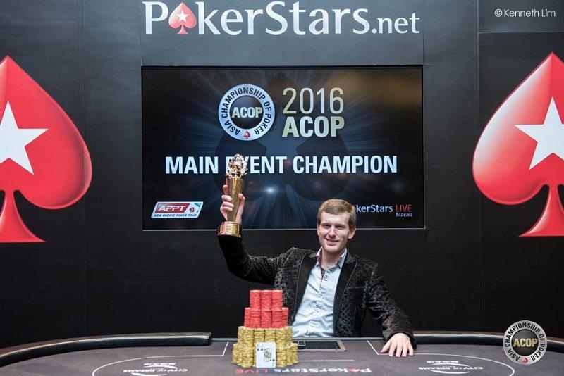 Vladimir Geshkenbein (Photo Pokerstars)