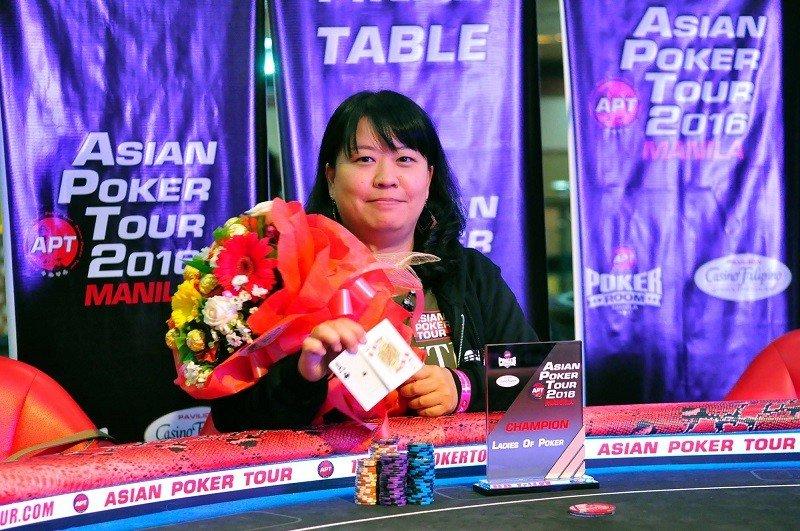 Yukiko Sumida (Photo APT)