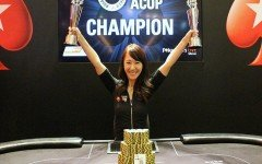 Celina Lin (Photo Pokerstars)