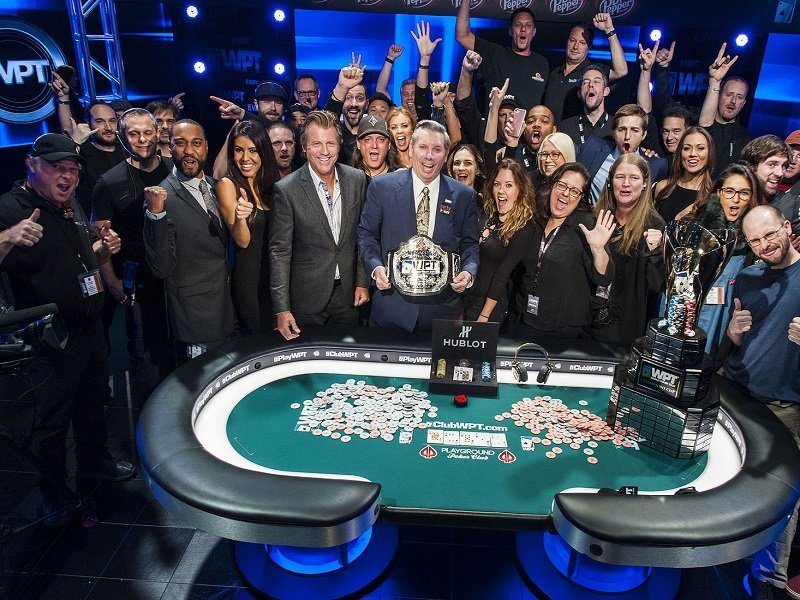 Up and Down: Mike Sexton wins WPT Title, Isildur1 takes back some losses