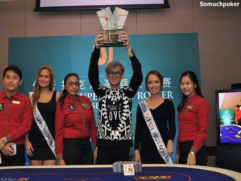 Wai Kin Yong's victory closes out the Triton SHR Series