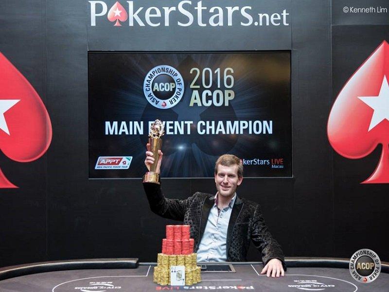 Vladimir Geshkenbein wins ACOP Main Event