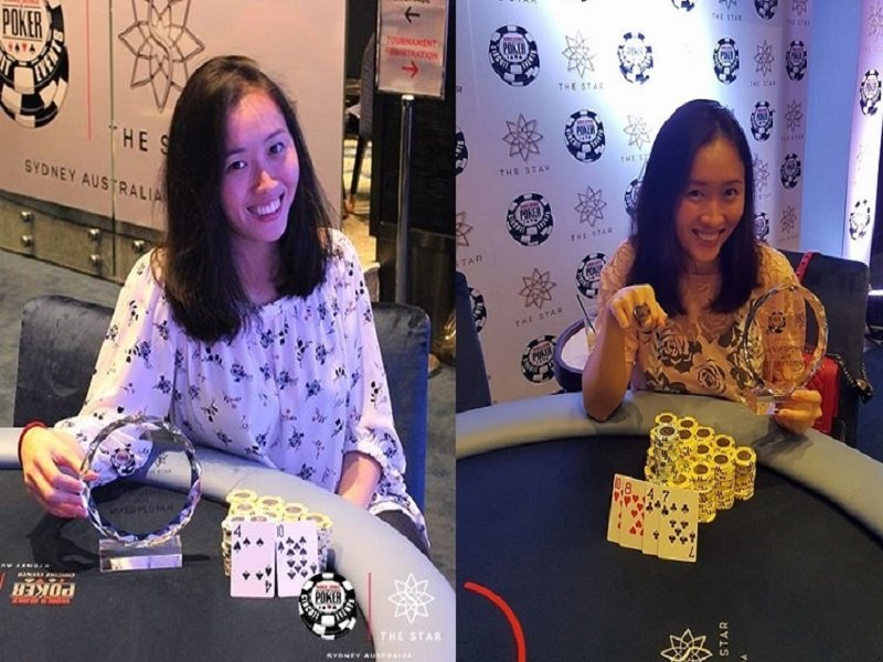 WSOP Sydney: Two rings for Christine Hia and George Psarras