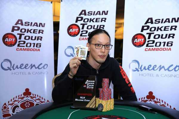 Japan's Iori Yogo becomes the newest APT POY champion