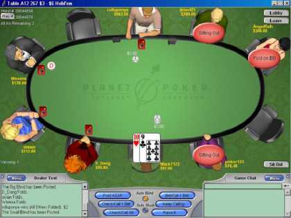 Poker cash games strategy