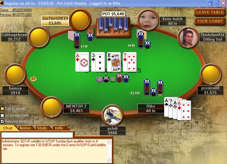 Pokerstars mac network