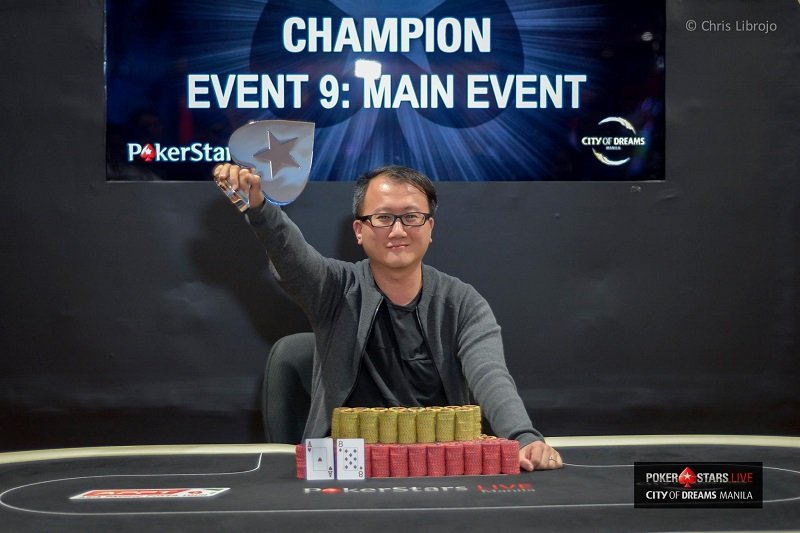 Siong Boon Heng (Photo Pokerstars)