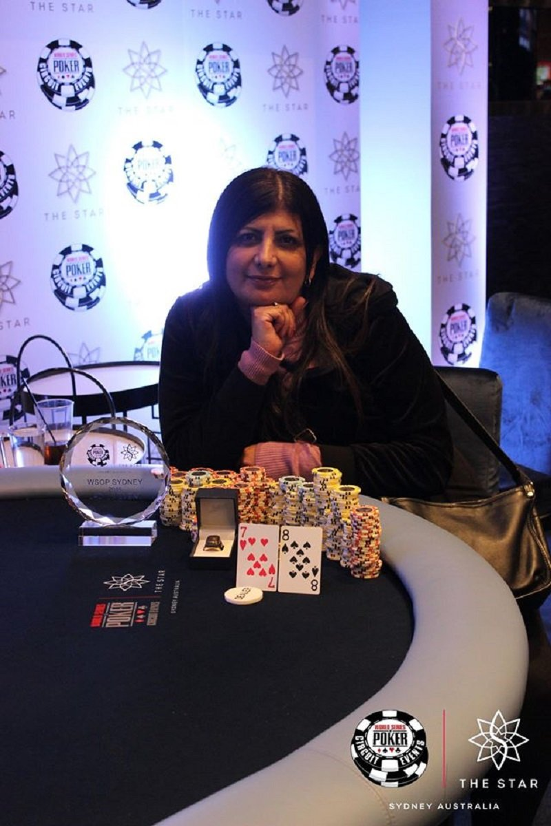 Suzy Khoueis (Photo Star Poker)
